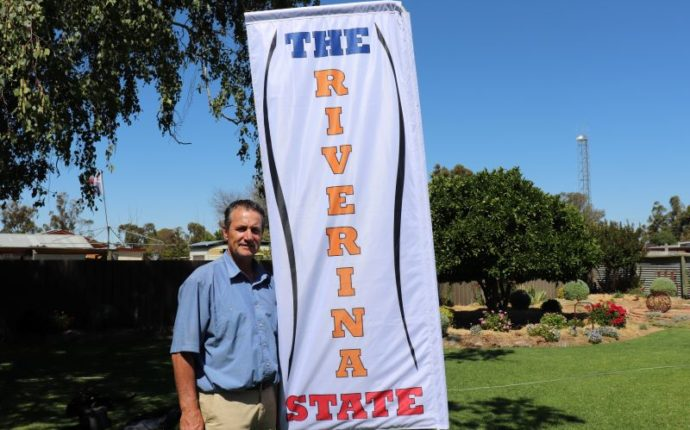 Riverina State Banner