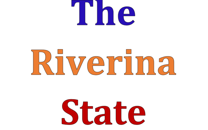 The Riverina State Public Meetings