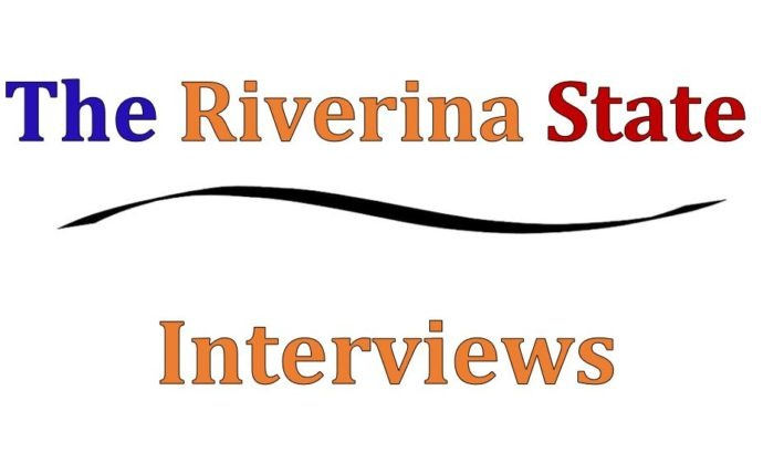 Rod Anthony: A Riverina State … It's the only way to go, for sure – and other interviews.
