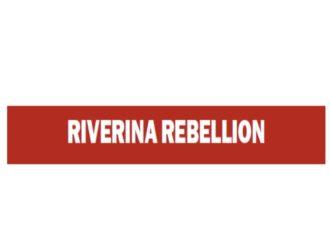 Riverina Rebellion! Riverine Herald Article.