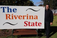 The Irrigator (Leeton): The Riverina State will register as a political party