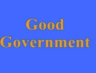 Read More – Good Government