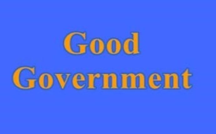 Structural Requirements of Good Government