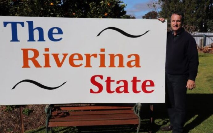 ABC Riverina interview by Sally Bryant 10/7/20 (audio)
