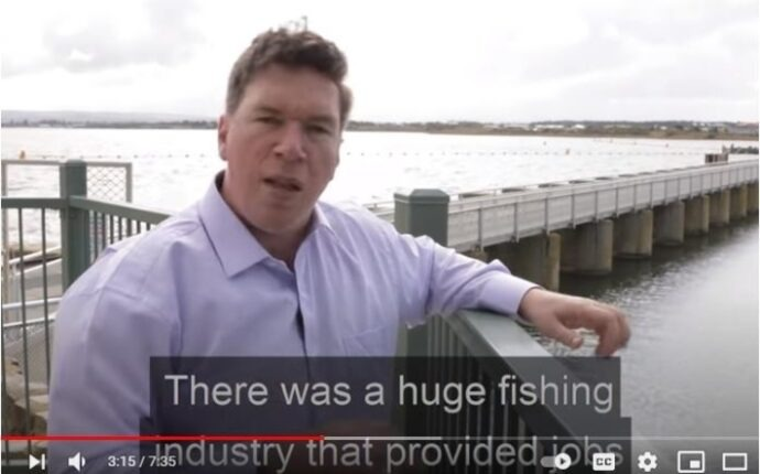 Topher Field exposes the Murray Darling Basin Authority's Basin Plan Debacle (video).