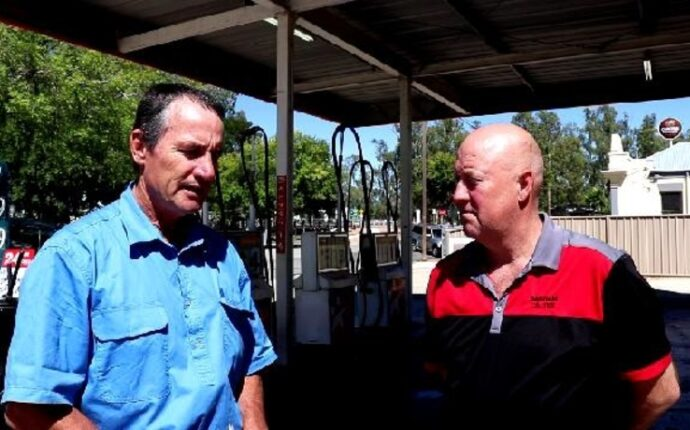 Lee Miller Interview: Northern Victoria is being shafted just as badly as The Riverina (video).