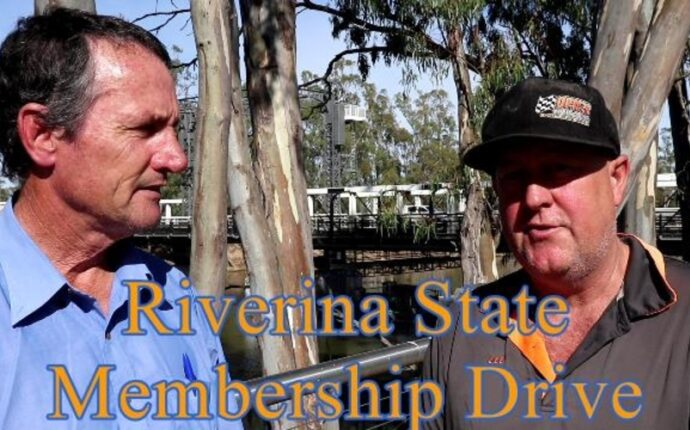 Talking Riverina State Party Membership with Lee Miller (Video).